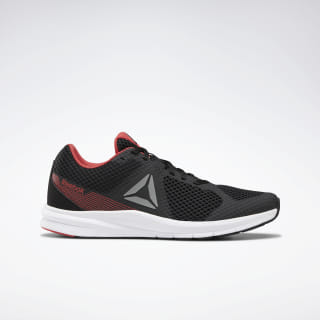 Tênis Reebok Endless Road Black / True Grey 7 / Rebel Red DV6196