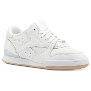 Reebok Phase 1 Pro Enhanced-White / Bare Beige / Rose Gold / Chalk CN5460