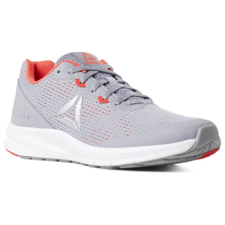 Tênis Reebok Runner 3.0 cool shadow / neon red / white / silver CN6809