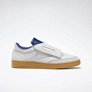 Club C Stomper x nanamica Shoes White / True Grey 1 / Collegiate Navy FU7767