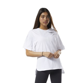 T-shirt Training Supply Graphic White DY8188