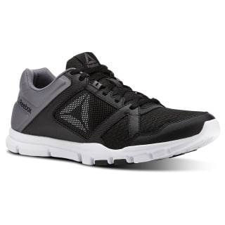 Reebok Yourflex Train 10 Black / Shark / White CN4727