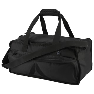 Bolsa mediana de deporte Active Enhanced Black DU2906