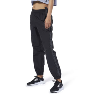 Meet You There Woven Pants Black EC2391