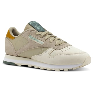 Classic Leather Cb-Spr Neutral/Sandtrp/Wd Khaki/Wht/Chalk Grn CN4024