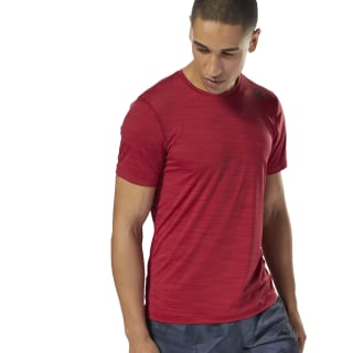 Reebok T-shirt Cranberry Red D94304