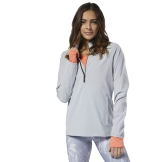 Veste de sport Bolton Track Club Cold Grey DP6633