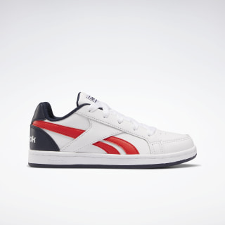 Reebok Royal Prime Shoes White / Radiant Red / Collegiate Navy EH1001