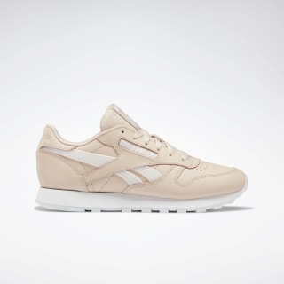Classic Leather Shoes Buff / White DV6447