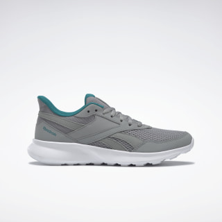 Reebok Quick Motion 2.0 Shoes Pure Grey 4 / Seaport Teal / White EH2710