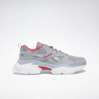 Кроссовки Reebok Royal Blaze 3.0 Grey/pure grey 4/silver met./radiant red FV5403