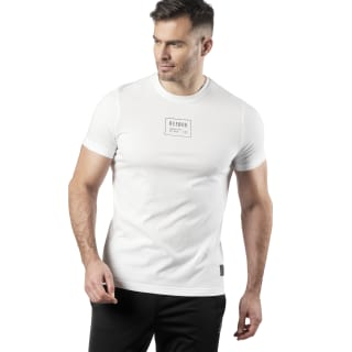 Training Supply Tee White DU4655