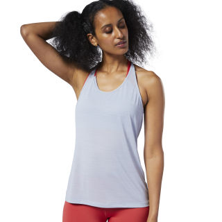 WOR ACTIVCHILL Tank Top Denim Dust EC2246