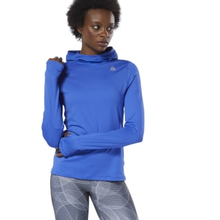 Running Essentials Hoodie Crushed Cobalt DP6617