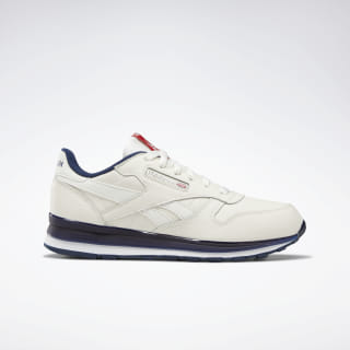 Classic Leather Shoes Chalk / COLL NAVY / RED / WHT DV8881