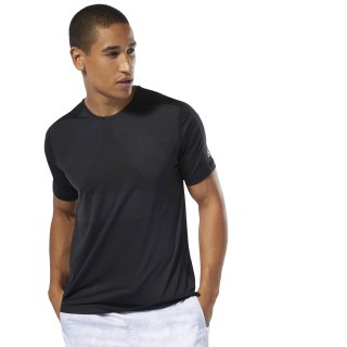 T-shirt de training ACTIVCHILL Vent Black DU6661
