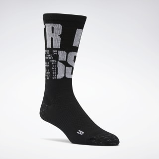 Reebok CrossFit® Crew Socks Black EC5723