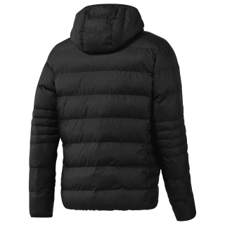 Пуховик Outerwear Synthetic black EB6861