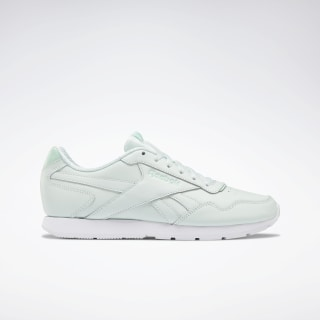 Reebok Royal Glide Shoes Emerald Ice / Dig Gren / White DV6721