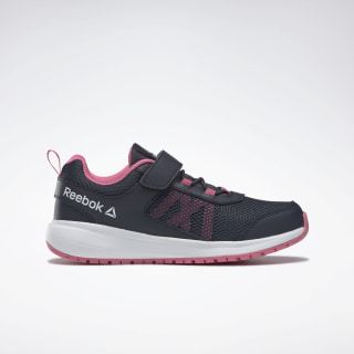 Reebok Road Supreme Shoes - Preschool Collegiate Navy / Astro Pink / White DV8795