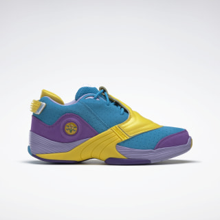 Billionaire Boys Club Answer V Basketball Shoes Malibu Blue / Regal Purple / Boldly Yellow FW7506