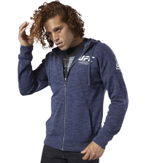 Худи UFC Fan Gear Fight Week heritage navy DZ1605