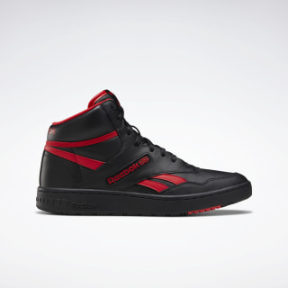 BB 4600 Basketball Shoes Black / Primal Red / Black EH3332