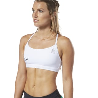 Reebok CrossFit® Medium-Impact Bra White EC1413