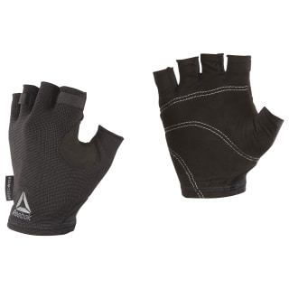 Перчатки Sport Essentials Workout BLACK/TIN GREY F11-R CV5845