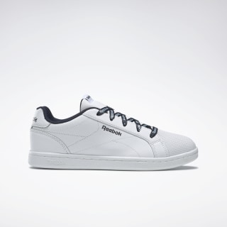 Reebok Royal Complete Clean Shoes White / Collegiate Navy DV9212
