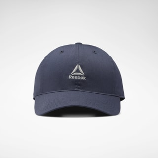 Gorra Active Foundation Logo Heritage Navy EC5615