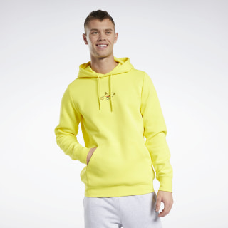 Tom and Jerry Hoodie Bright Yellow GK9159