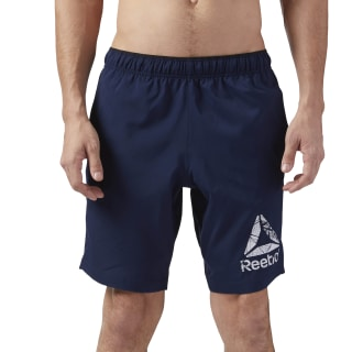 Workout Shorts Collegiate Navy CE3866