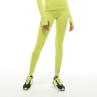 Legging Performance VB Semi Solar Yellow FQ2933