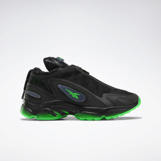 Daytona DMX x MISBHV Shoes Black / Black / Solar Green EG9677