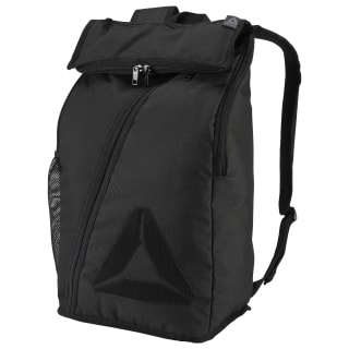 Active Enhanced Backpack Medium Black DU3026