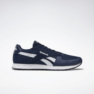 Reebok Royal Classic Jogger Elite Shoes Collegiate Navy / White DV8819