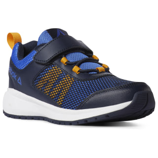 Reebok Road Supreme Alt Shoes Collegiate Navy / Crushed Cobalt / Trek Gold CN8572
