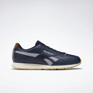 Reebok Royal Glide Shoes Collegiate Navy / Cool Shadow / Gum DV8783
