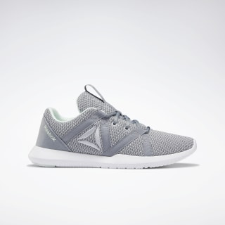 Reebok Reago Essential Shoes Grey / White / Emerald DV9378