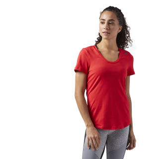 Remera de Training Wor SW PRIMAL RED S17-R CF8682
