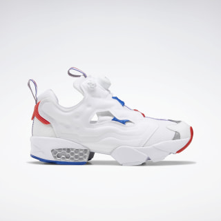 Instapump Fury OG White / Radiant Red / Humble Blue EF3143