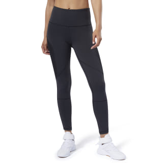 Tights Cardio Lux 2.0 de corte alto Black EB8112