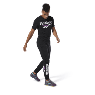 Classic Vector Joggingbroek Black DX3826