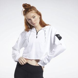 Sweat à capuche MYT White FJ2710