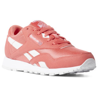 Zapatillas Classic Nylon Mu bright rose / white CN7626