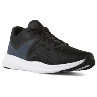 Zapatillas Reebok Flexagon Fit black / white / true grey CN6356