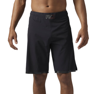 Combat Tier X MMA Short Black BQ3388