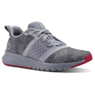 Reebok Print Lite Rush Cloud Grey / Cool Shadow / Rugged Rose CN2612