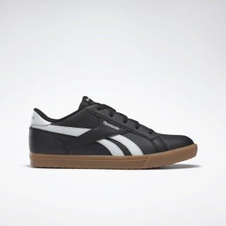 Reebok Royal Complete Shoes Black / White / Gum DV9298